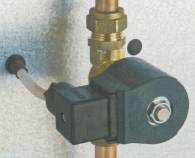 Ceme Solenoid Valve for Loheat Dairy Water Heaters