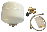 Uni Heat unvented water heater installaion kit