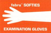 febra™ Softies polythene examination gloves