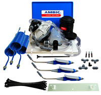 Ambic classic teat spray system