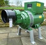 PTO driven generators