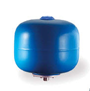 24 litre spherical pressure vessel