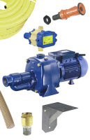 Complete Volume Wash Down Set with 2.2hp Jet Pump