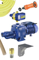 Complete Volume Wash Down Set with 3hp Jet Pump