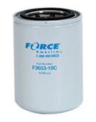 Tubemiser oil filter