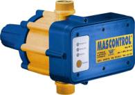 Mascontrol Heavy Duty Auto Pump Controller with dry run protection