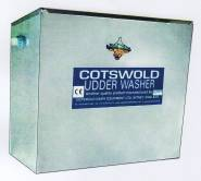 Cotswold recirculating udder washer