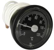Loheat temperature gauge