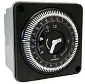 24 hour Time Clock with Enclosure