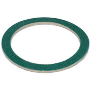 Immersion heater gasket