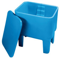 Paxton 120 litre dairy wash trough