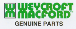 Genuine Weycroft Macford spare parts available here.
